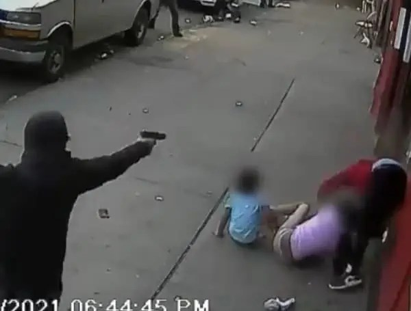 eed your help identifying & locating the 2 men seen in this video shooting another man near 1551 Sheridan Ave