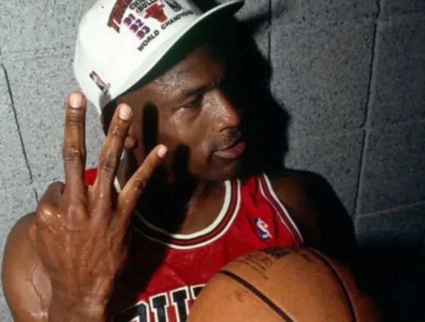 Jordan Symbol Hand