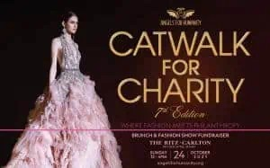 Catwalk for Charity October 24th 2021