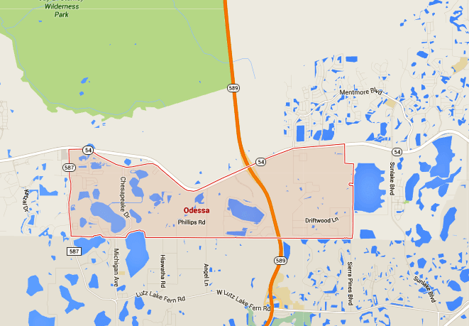 Odessa Homes For Sale Map Search - Tampa Homes For Sale