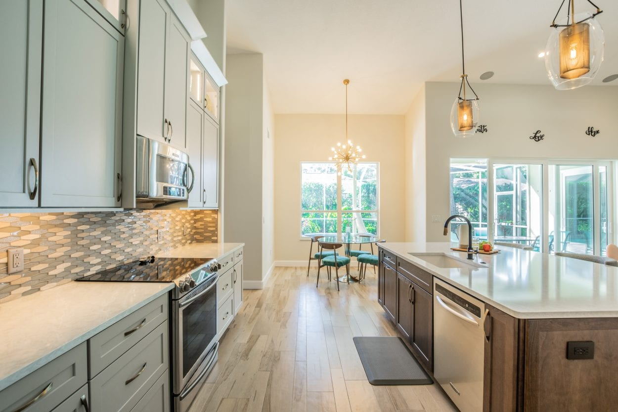 kitchen remodeling tampa unfinished cabinet how easy is