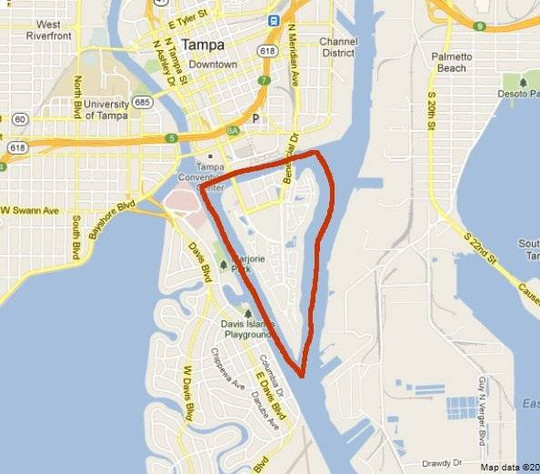Harbour Island Tampa Florida Real Estate