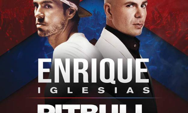Enrique Iglesias & Pitbull Live