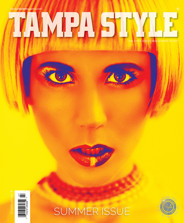 Tampa Style Cover