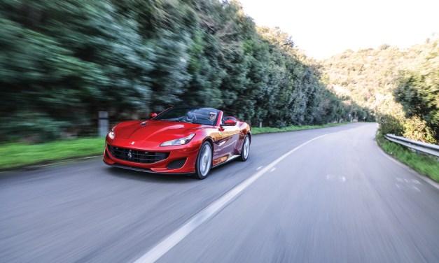 Designed to Delight | The Ferrari Portofino