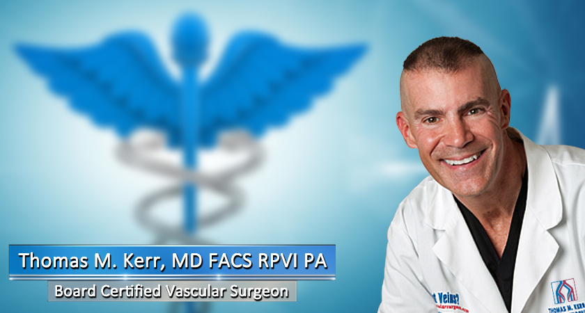 Vascular Surgeon Tampa - Thomas M Kerr MD FACS RPVI PA