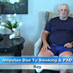 Peripheral Artery Disease Treatment Patient Ray Reviews Dr. Goldbach