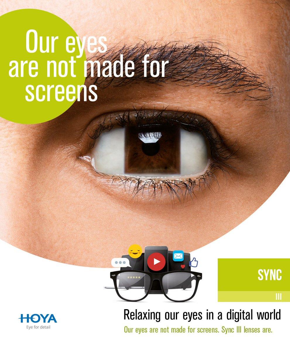 Hoya Sync III / Sensity Shine – Tampines Optical