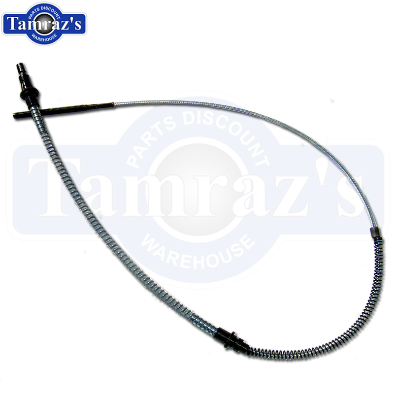 1964-1967 Chevelle Cutlass Emergency Brake Cable Front New
