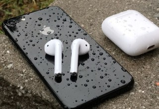 Apple iPhone 7 Rain