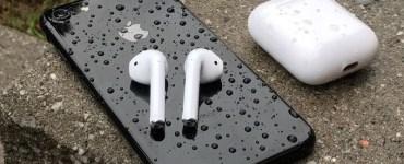 Apple iPhone 7 Rain