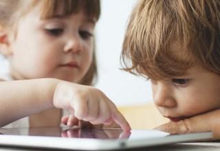 جهاز لوحي مناسب لاستخدام الأطفال