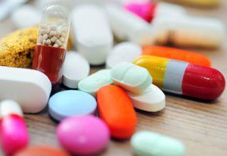 أقراص دوائية - بيكربونات الصوديوم