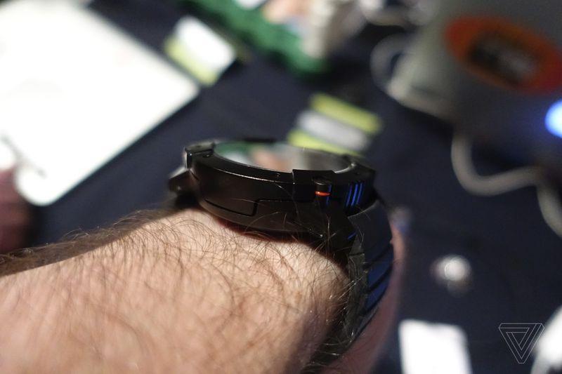 PowerWatch X Smartwatch