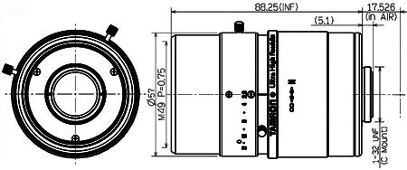 2/3 50mm F/2.8