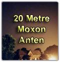 20 Metre Moxon Anten
