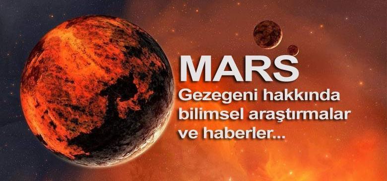 Curiosity (Merak) Uzay Aracı Mars'a İndi