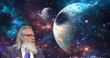 Venüs, Jüpiter ve Hilal Ay Birarada