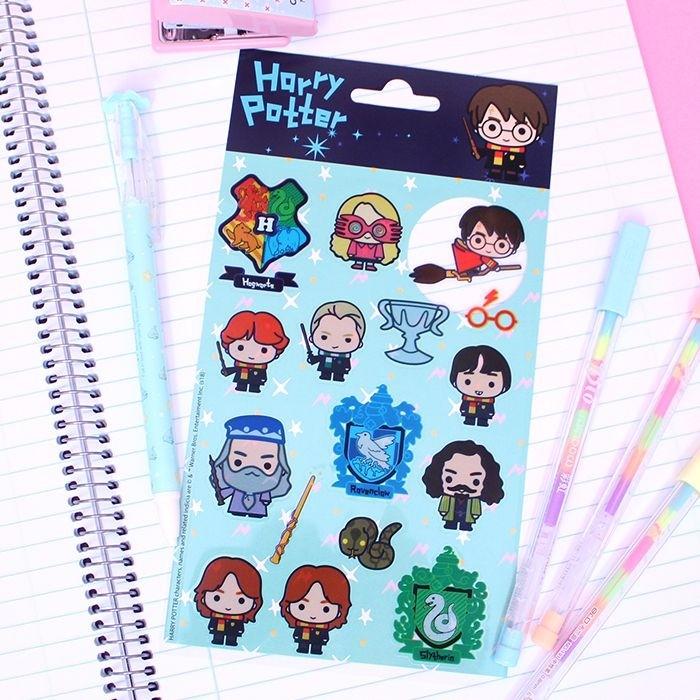 Autocollants Chibi Harry Potter  A