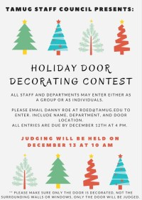 Christmas Decorating Contest - Christmas Lights Card and ...