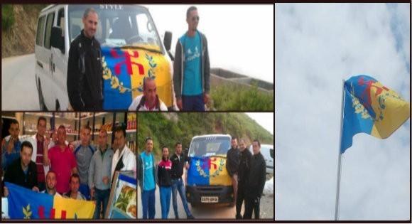 Tizi N'berber fête la journée de la nation kabyle
