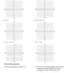 Two Step Inequalities Worksheet Answers   Printable Worksheets and  Activities for Teachers [ 2560 x 1978 Pixel ]