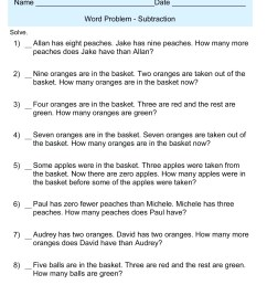 7 Grade Math Worksheets Word Problems   Printable Worksheets and Activities  for Teachers [ 2095 x 1680 Pixel ]