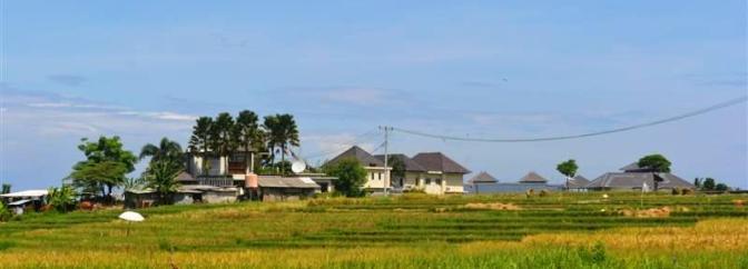 tanah dijual di Canggu