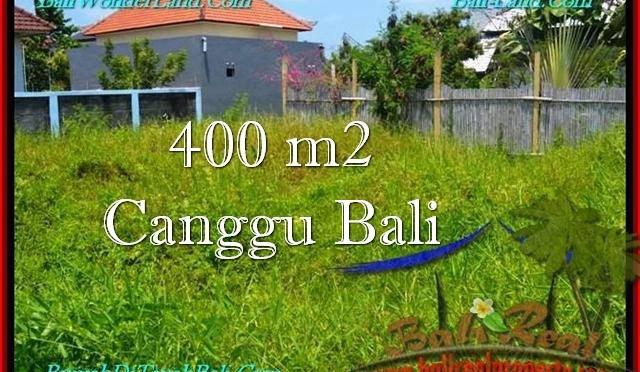 JUAL MURAH TANAH di CANGGU BALI Untuk INVESTASI TJCG189