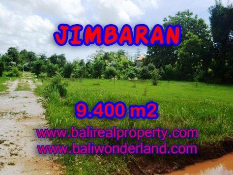 Jual tanah murah di Jimbaran