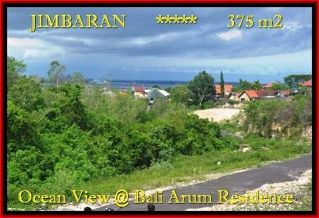 DIJUAL TANAH di JIMBARAN BALI 375 m2 di Jimbaran Uluwatu
