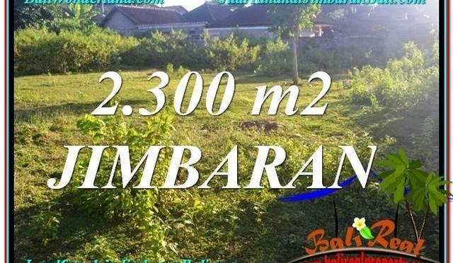 TANAH DIJUAL MURAH di JIMBARAN BALI 23 Are di Jimbaran Ungasan