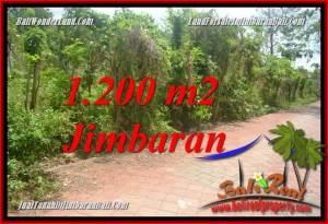 DIJUAL TANAH di JIMBARAN BALI Untuk INVESTASI TJJI128A