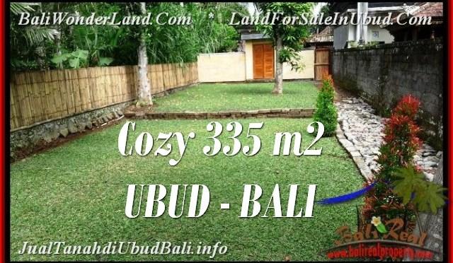 JUAL TANAH MURAH di UBUD Untuk INVESTASI TJUB537
