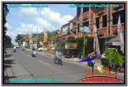 TANAH MURAH di UBUD BALI DIJUAL 820 m2 Pinggir jalan Raya Ubud