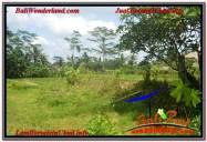 DIJUAL MURAH TANAH di UBUD BALI TJUB645