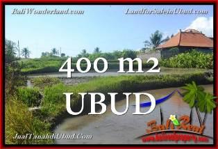 JUAL TANAH MURAH di UBUD BALI TJUB659