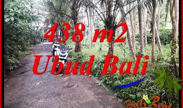 Tanah Dijual di Ubud Bali 4 Are View kebun, lingkungan Villa