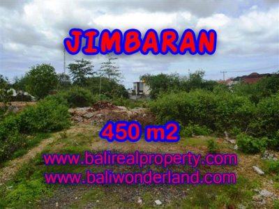 Jual tanah di Jimbaran Bali 450 m2 di Jimbaran Ungasan
