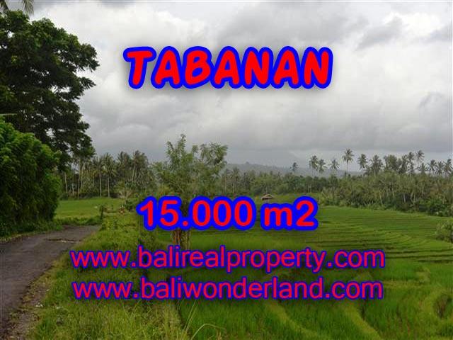DIJUAL TANAH DI TABANAN BALI TJTB094 - INVESTASI PROPERTY DI BALI