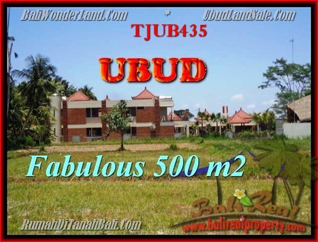 DIJUAL TANAH MURAH di UBUD BALI TJUB435