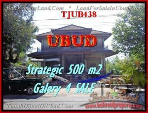 TANAH DIJUAL di UBUD 5 Are di Sentral Ubud