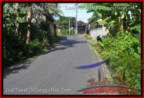 DIJUAL MURAH TANAH di CANGGU 1,000 m2 di Canggu Kayutulang