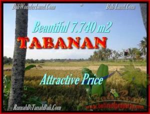 INVESTASI PROPERTY, JUAL TANAH MURAH di TABANAN BALI TJTB173