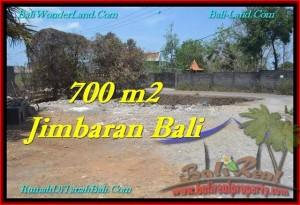 JUAL TANAH di JIMBARAN 700 m2  Lingkungan Villa