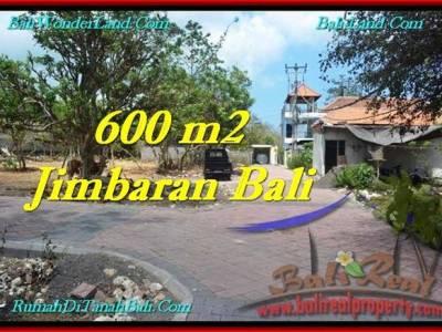 TANAH MURAH di JIMBARAN BALI DIJUAL 600 m2 di Jimbaran Ungasan