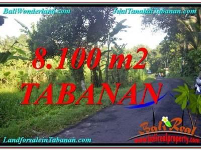 INVESTASI PROPERTY, TANAH MURAH di TABANAN DIJUAL TJTB329