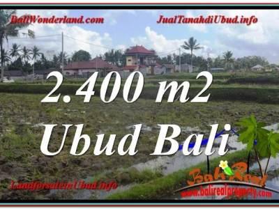 JUAL MURAH TANAH di UBUD TJUB620