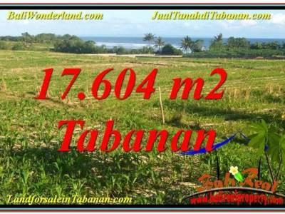 DIJUAL MURAH TANAH di TABANAN BALI TJTB342
