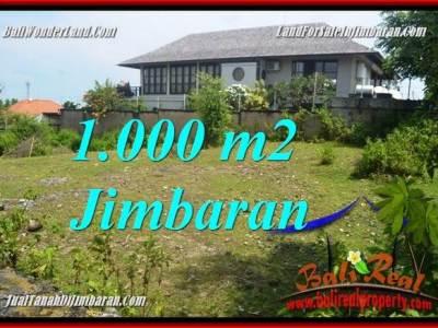 JUAL MURAH TANAH di JIMBARAN 10 Are View Laut